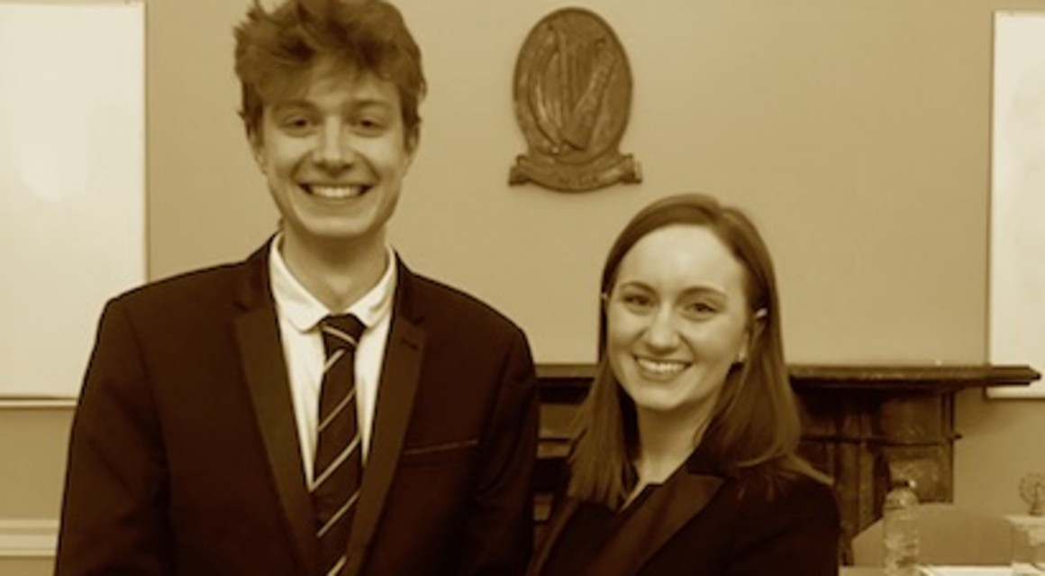 LSDSI activities at King's Inns: Maidens' Moot
