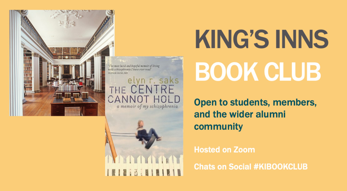 Join the King's Inns Book Club